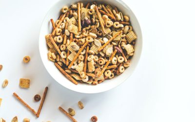 """Homemade """"Party Mix"""""""