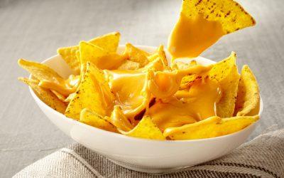 Sauce au fromage pour nachos